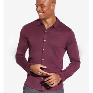 Zachary Prell Peruvian Cotton Shirt NEW size XL